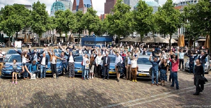 Nederland Elektrisch Gemeente Den Haag Breidt Subsidieregeling